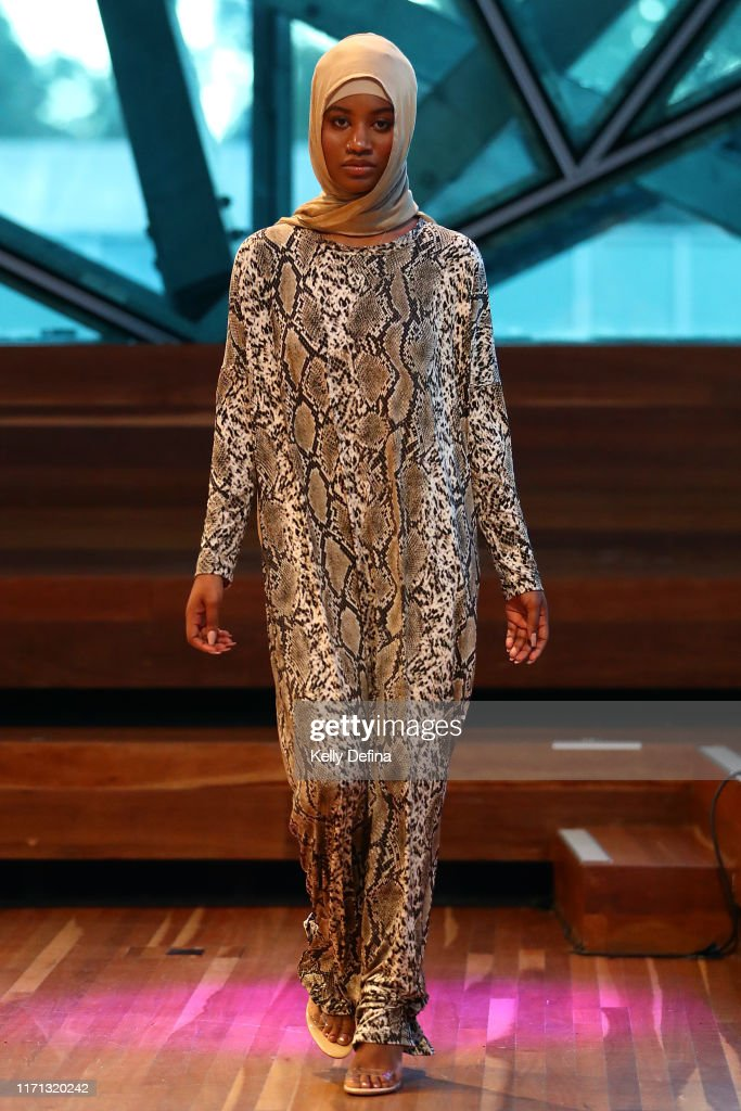 Melbourne Fashion Week: Modest Fashion Runway : News Photo