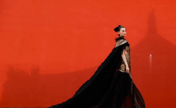 CHN: 2021 Beijing Fashion Week - Day 1