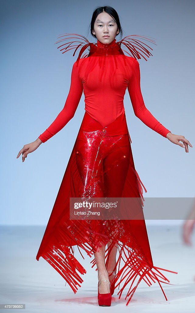 China Graduate Fashion Week - Day 3 : News Photo