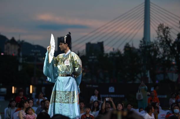 CHN: ChinaJoy Han Costume Show In Chongqing