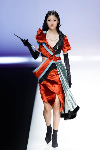 CHN: China Graduate Fashion Week 2021 - Day 3
