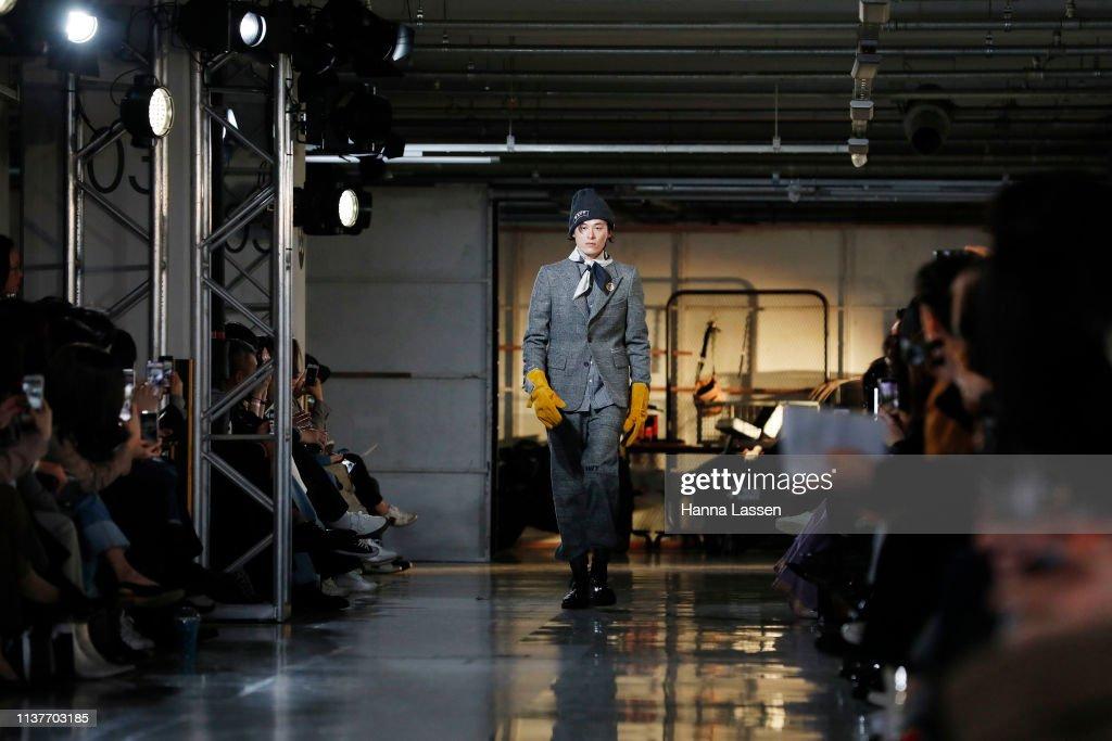 KOR: Beyond Closet - Runway - HERA Seoul Fashion Week A/W 2019