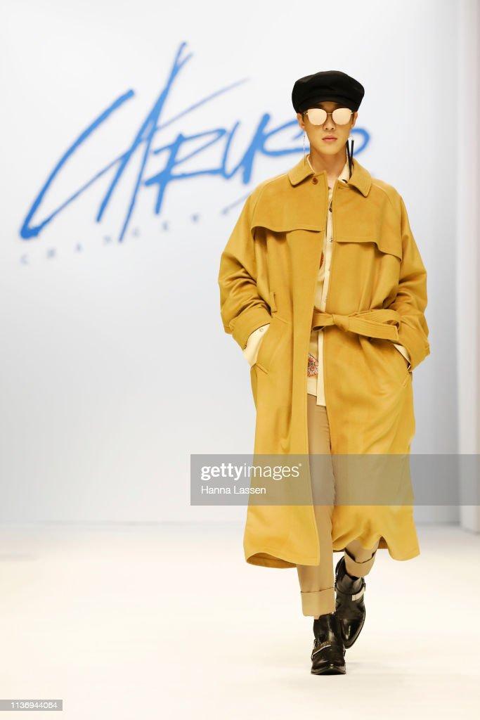 KOR: Caruso - Runway - HERA Seoul Fashion Week A/W 2019