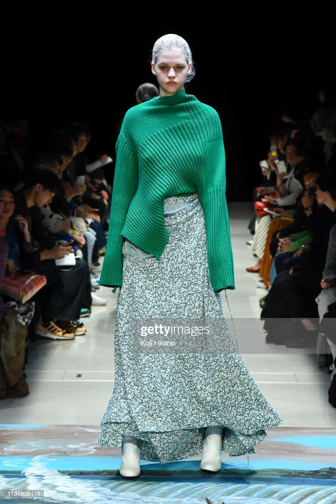 JPN: PERMINUTE - Runway - Amazon Fashion Week TOKYO 2019 A/W