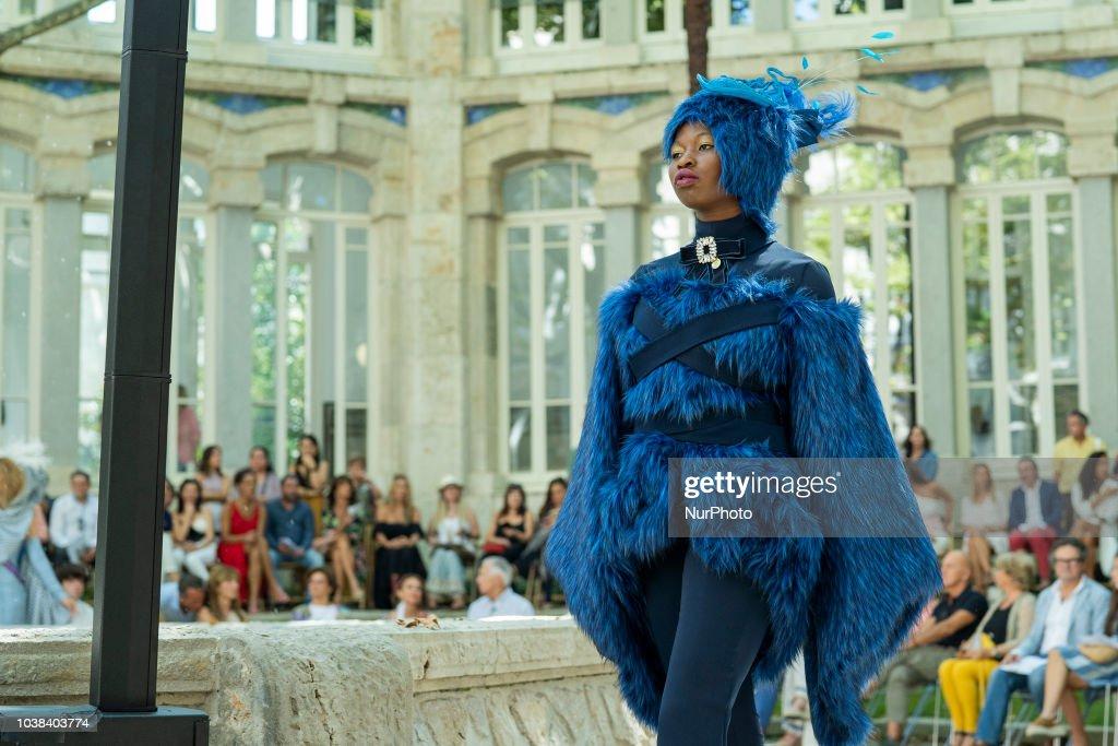 Manuel Fernandez - Madrid fashion show