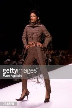 Fashion Model attends GEN ART To Kick Off Fall 2008 LA
