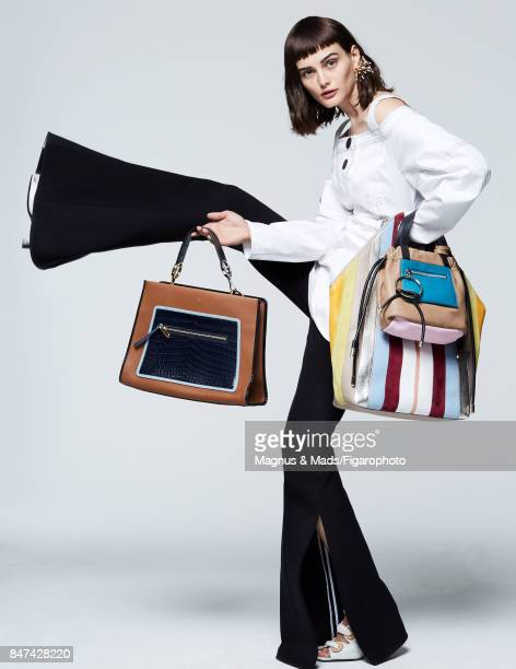 Madame figaro foto e immagini stock getty images for Trend style wedel