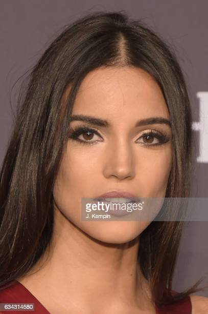 Model Sofia Resing attends the 19th Annual amfAR New York Gala at Cipriani Wall Street on February 8 2017 in New York City