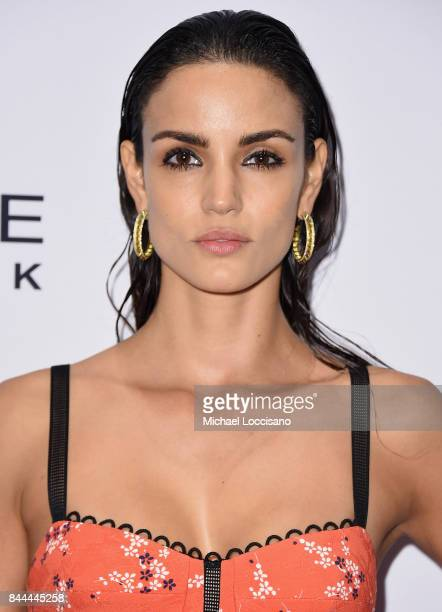 Model Sofia Resing attends the Daily Front Row's Fashion Media Awards at Four Seasons Hotel New York Downtown on September 8 2017 in New York City