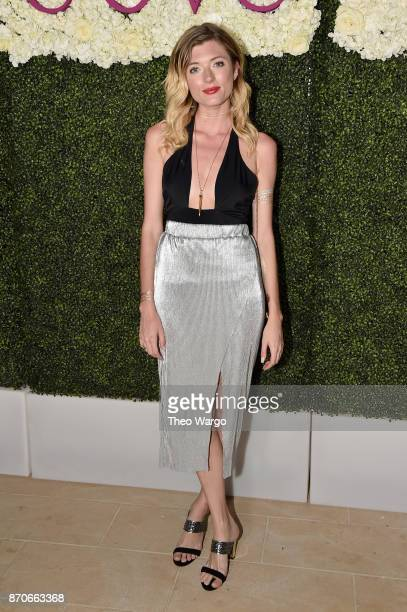 Model Sophie Sumner attends the weekend opening of The NEW ultraluxury Cove Resort at Atlantis Paradise Island on November 4 2017 in The Bahamas