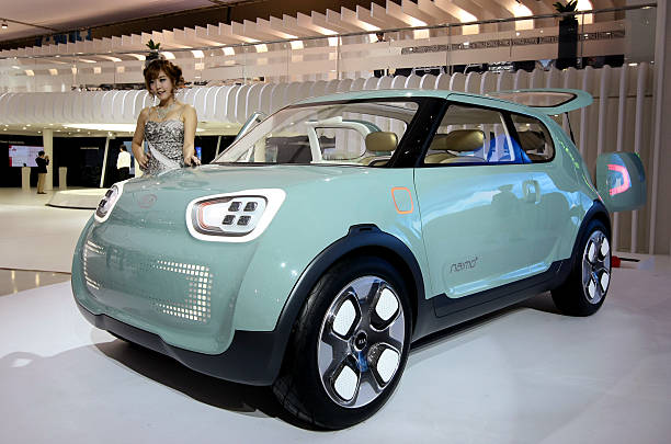 The Seoul Motor Show Photos And Images Getty Images
