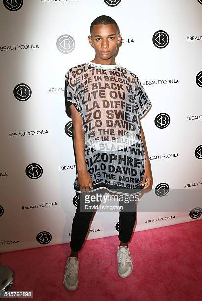 b20d3aeafd9d Model Summer Mckeen attends the 4th Annual Beautycon Festival at Los  Angeles Convention Center on July