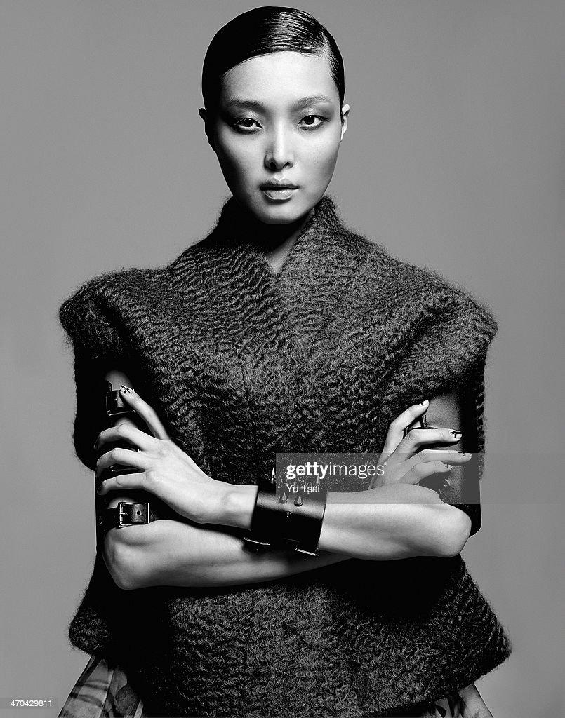 Sung Hee, Contributor Magazine, December 1, 2013 : News Photo