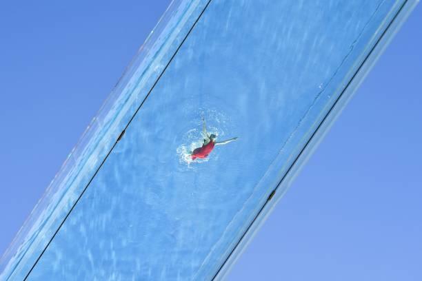 Glass Swimming Pool