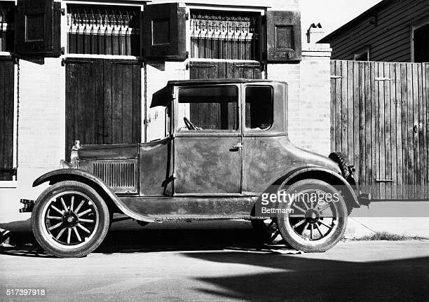 Model T Ford Undated photograph BPA2