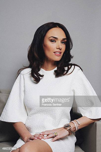Model Tamara Ecclestone is photographed for Self Assignment on May 21 2014 in Cannes France