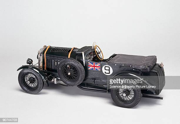 Model The 45 litre Bentley with a supercharged fourcylinder engine known as the Bentley �Blower� was capable of speeds exceeding 125 mph The engine...