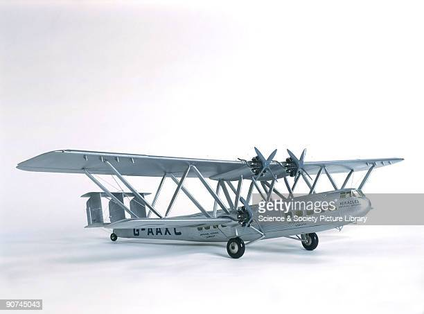 Model . This four-engined biplane was operated by Imperial Airways between 1931 and 1939, flying to Europe, the Middle East and India. When...