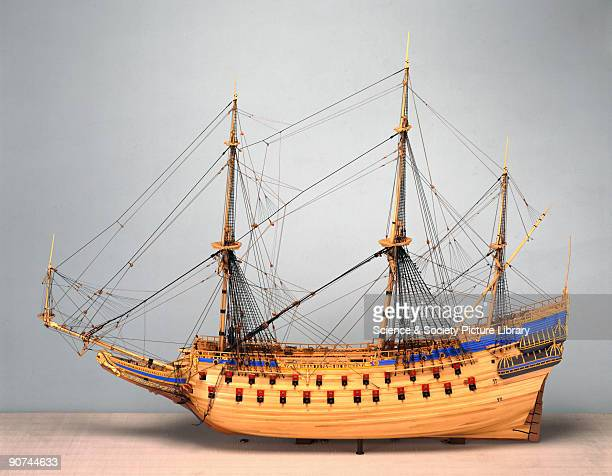 Model . This Swedish 64-gun warship sank on her maiden voyage in 1628, 1500 yards from shore. The cause of her loss was lack of stability, which was...