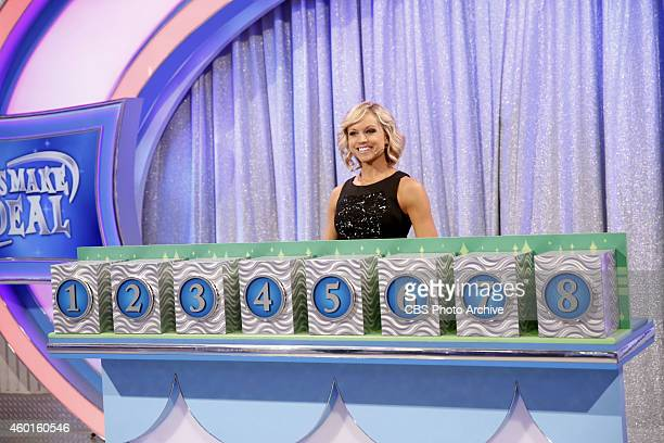 Model Tiffany Coyne is ready to reveal the prize or Zonk on Daytime Emmy Award winning game show LET'S MAKE A DEAL airing Wednesday Nov 26 on the CBS...