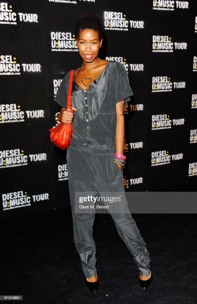 Diesel:U:Music World Tour Party: Arrivals