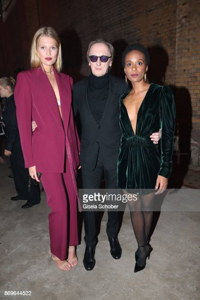 Model Toni Garrn Marius MuellerWesternhagen and his wife Lindiwe MuellerWesternhagen during the 'When the Ordinary becomes Precious #CartierParty...