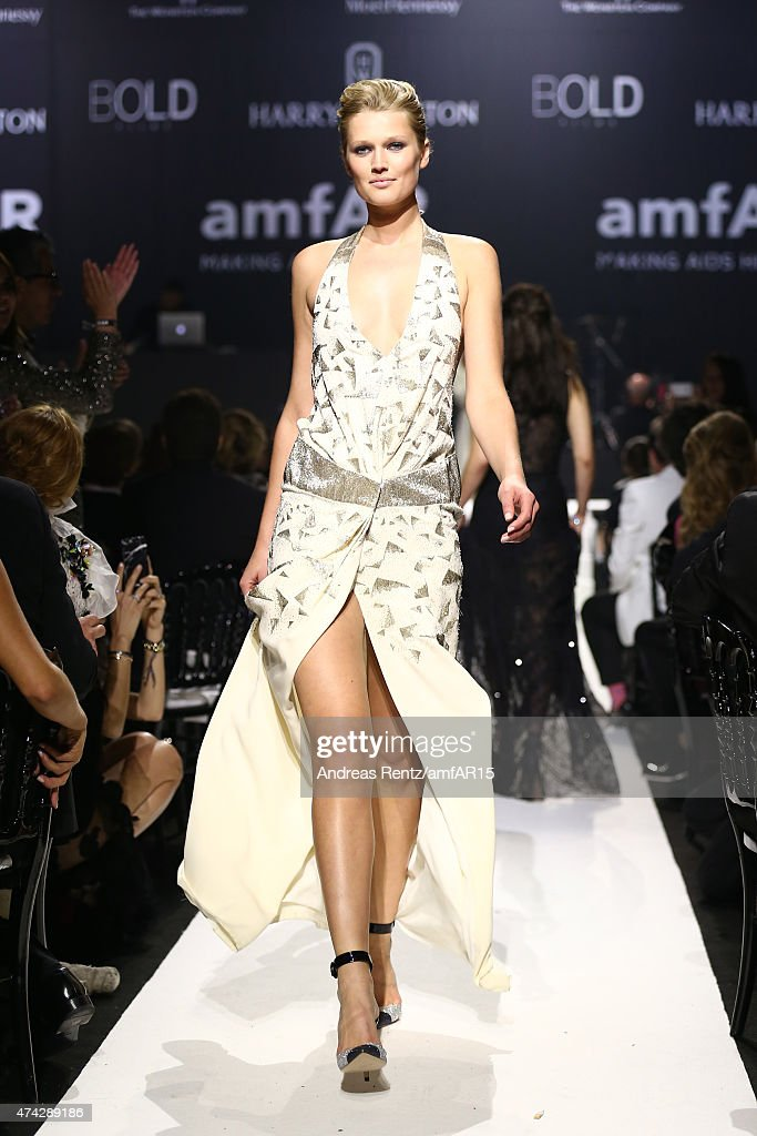 amfAR's 22nd Cinema Against AIDS Gala, Presented By Bold Films And Harry Winston - Fashion Show