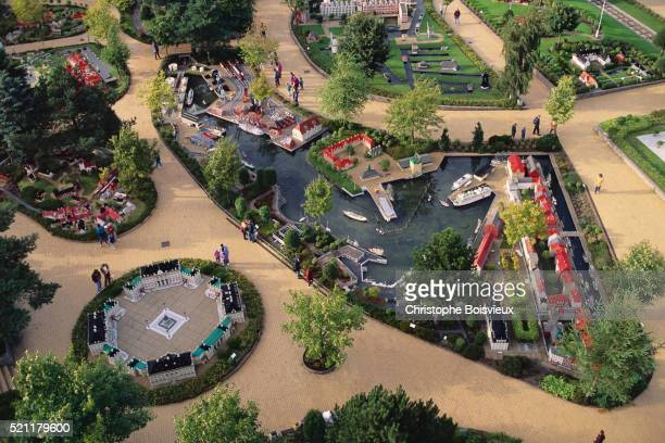 Model Towns in Legoland