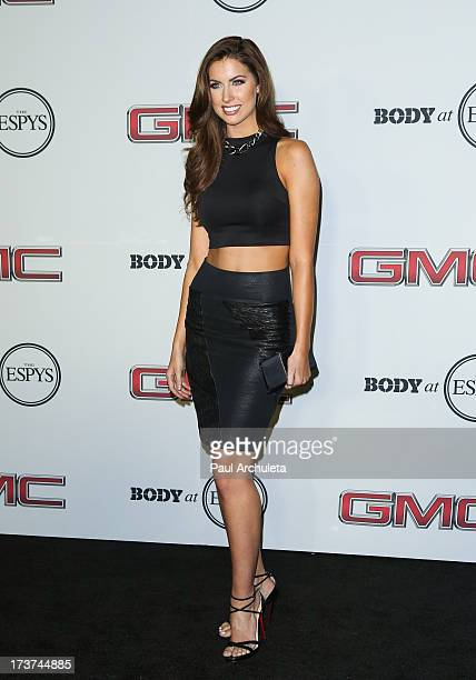 Model / TV Personality Katherine Webb attends the ESPN's 5th Annual Body At ESPYS at Lure on July 16 2013 in Hollywood California