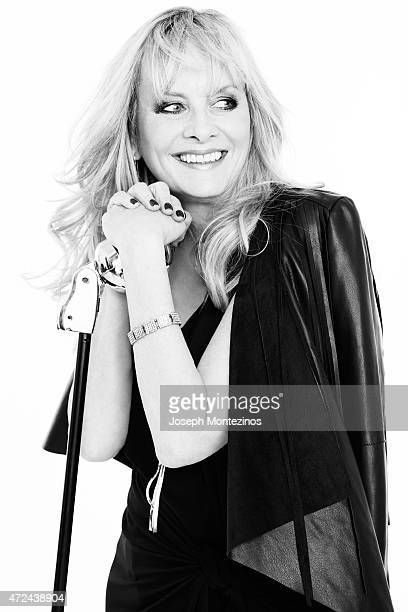 Model Twiggy is photographed for Fashion Magazine on March 8 2015 in London England PUBLISHED IMAGE