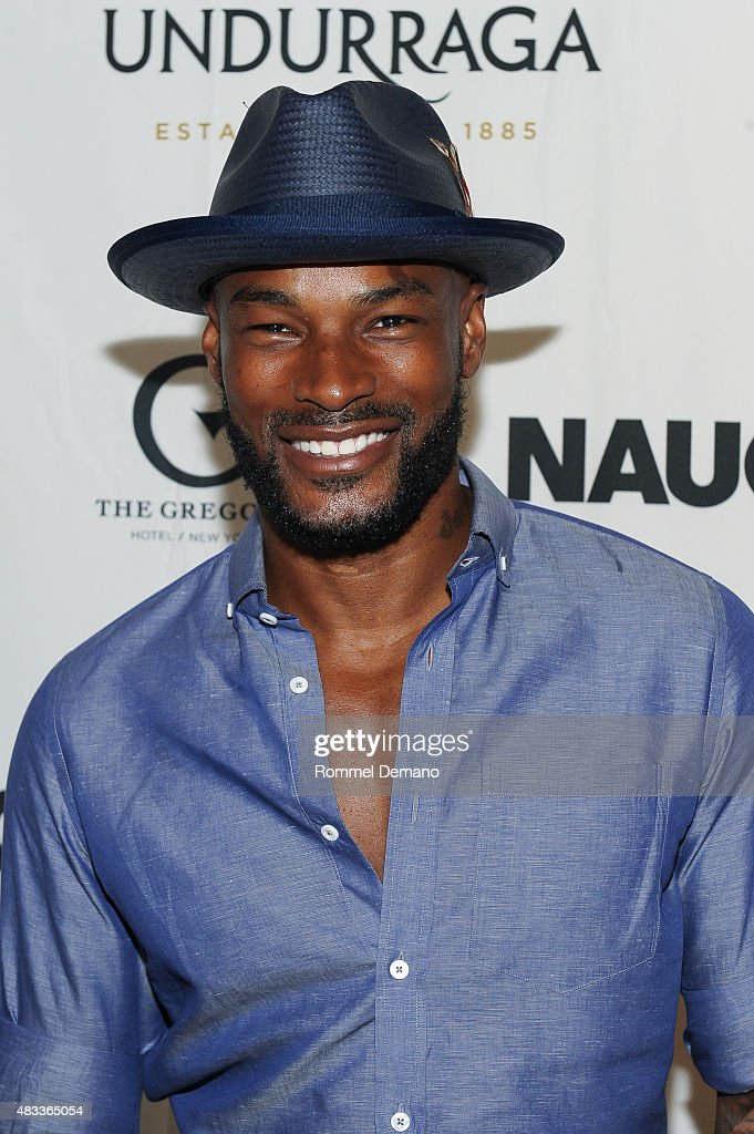 """Crazy Hot Party!"" Hosted By Tyson Beckford"