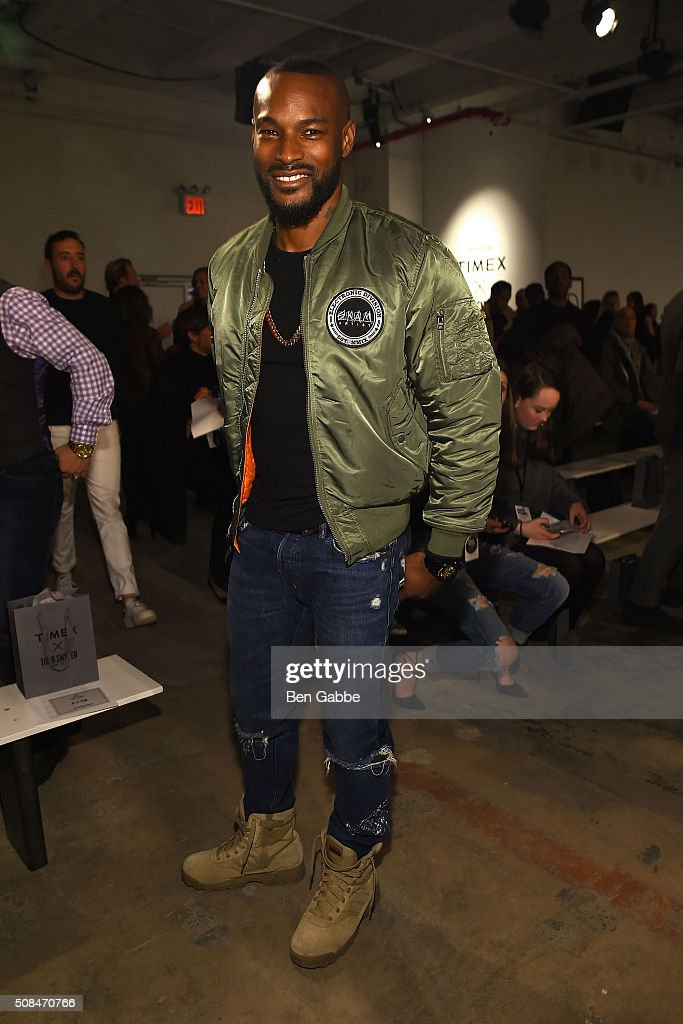 Todd Snyder - Front Row - New York Fashion Week Men's Fall/Winter 2016