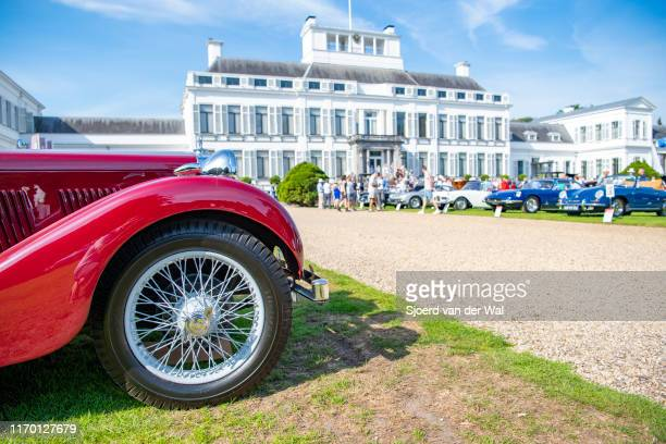Model VA Saloon on display at the 2019 Concours d'Elegance at palace Soestdijk on August 25 2019 in Baarn Netherlands This is the first time the...