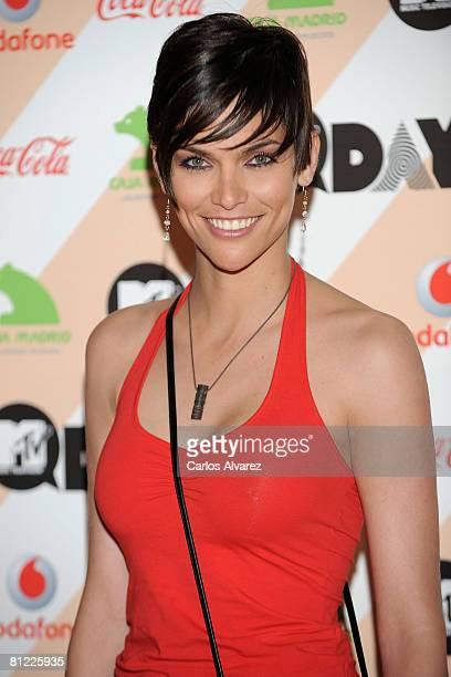 Veruska Ramírez Foto e immagini stock