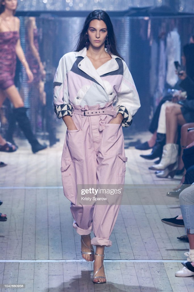 model-vittoria-ceretti-walks-the-runway-during-the-isabel-marant-show-picture-id1042680958