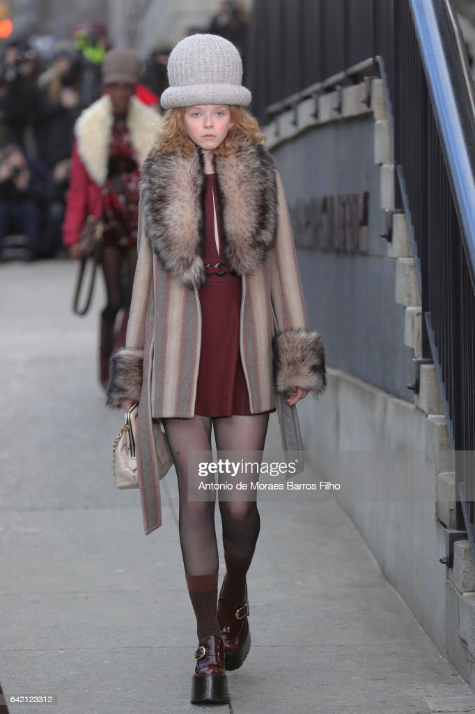 Marc Jacobs - February 2017 - New York Fashion Week: The Shows : News Photo