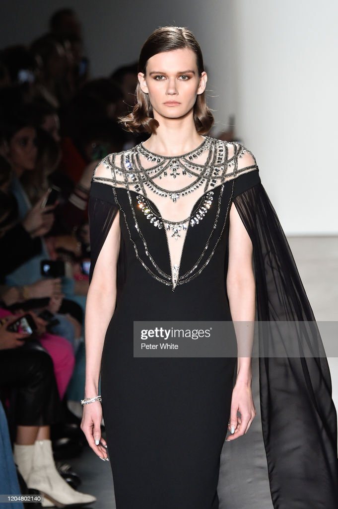 Pamella Roland - February 2020 - New York Fashion Week : ニュース写真