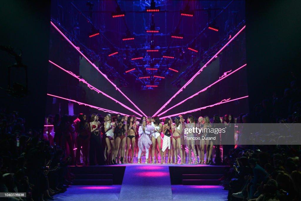 ETAM : Runway - Paris Fashion Week Womenswear Spring/Summer 2019