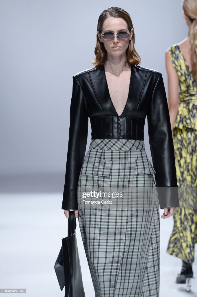 Naersiling - Runway - September 2018 - New York Fashion Week: The Shows : News Photo