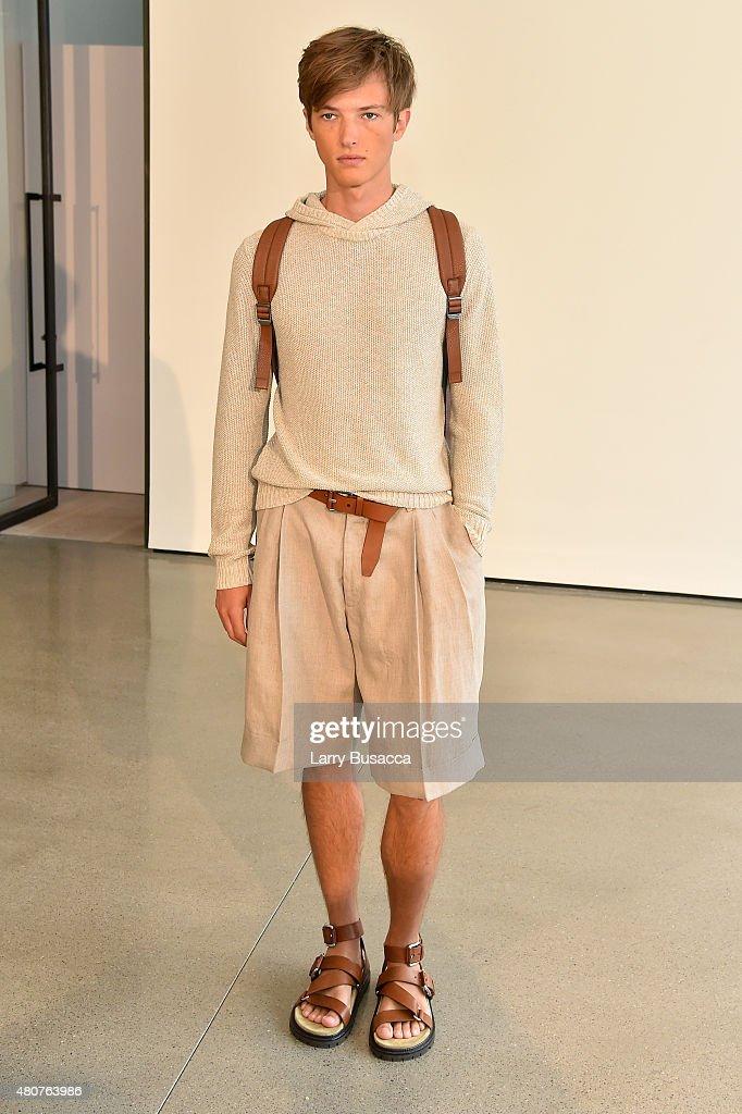 fe631c5f893 Michael Kors - Presentation - New York Fashion Week  Men s Spring 2016    News Photo