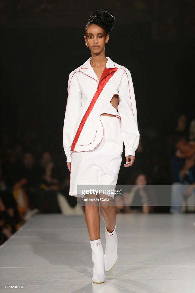 Pyer Moss - Runway - September 2019 - New York Fashion Week: The Shows : News Photo