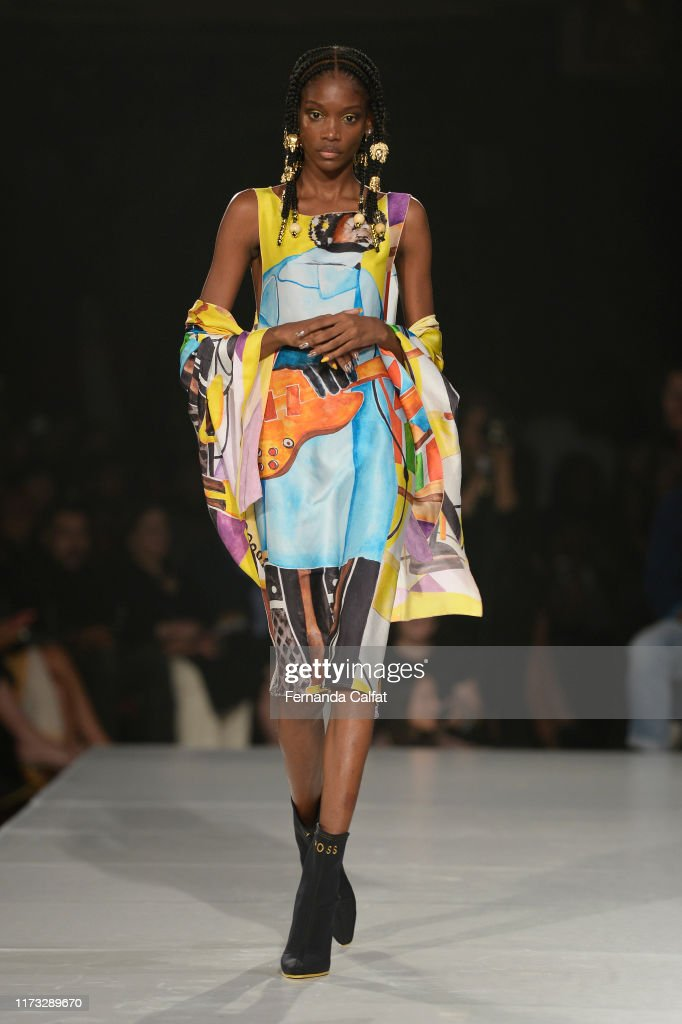 Pyer Moss - Runway - September 2019 - New York Fashion Week: The Shows : News Photo