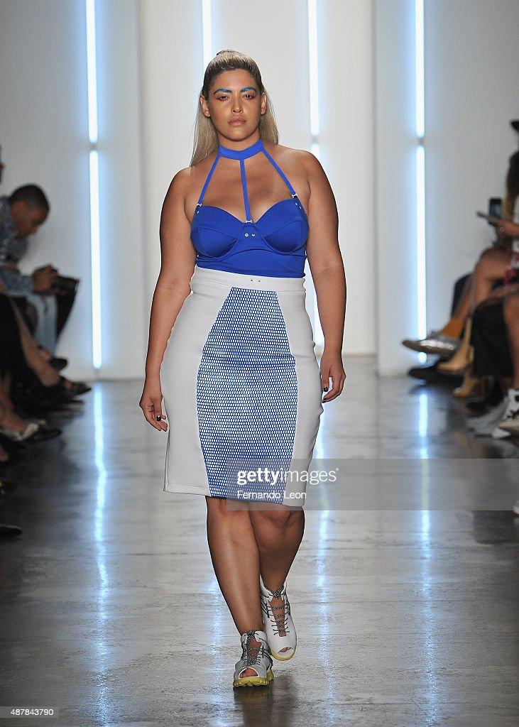 Chromat - Runway - Spring 2016 MADE Fashion Week : News Photo