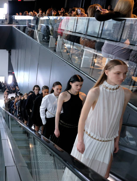 NY: Dion Lee - Runway - February 2020 - New York Fashion Week: The Shows