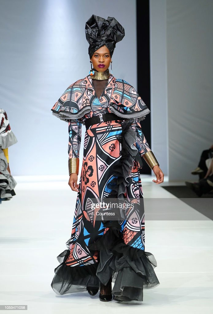 South Africa Fashion Week - Autumn/Winter 2019 - Day 2 : News Photo
