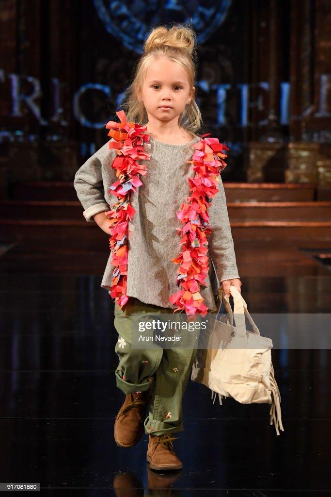 TRICO FIELD at New York Fashion Week Powered by Art Hearts Fashion NYFW : News Photo