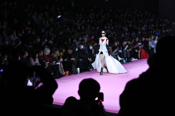 CHN: China Fashion Week 2021 S/S Collection - Day 6