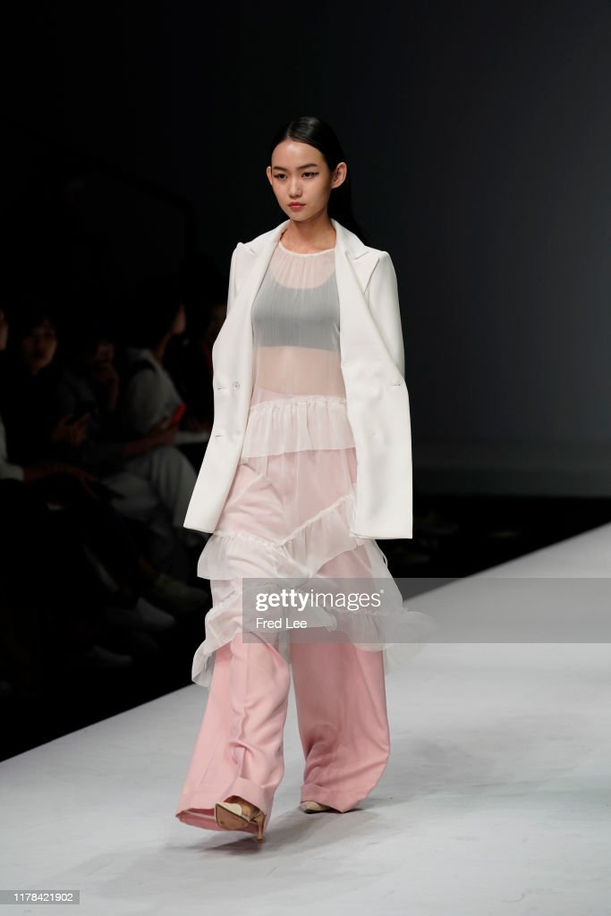 China Fashion Week 2020 S/S Collection - Day 3 : ニュース写真