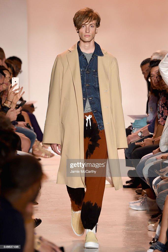 NY: Ovadia & Sons - Runway - New York Fashion Week: Men's S/S 2017