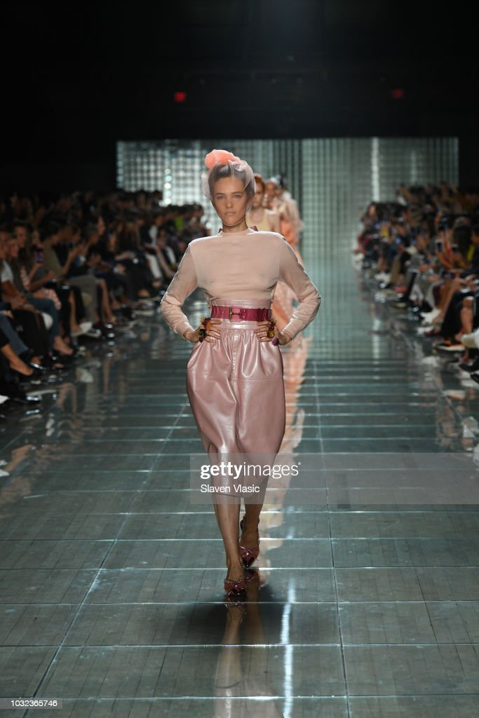 Marc Jacobs Spring 2019 Runway : ニュース写真